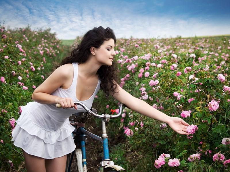 Faire du vélo c'est être libre