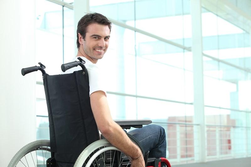 Mon mec est handicapé