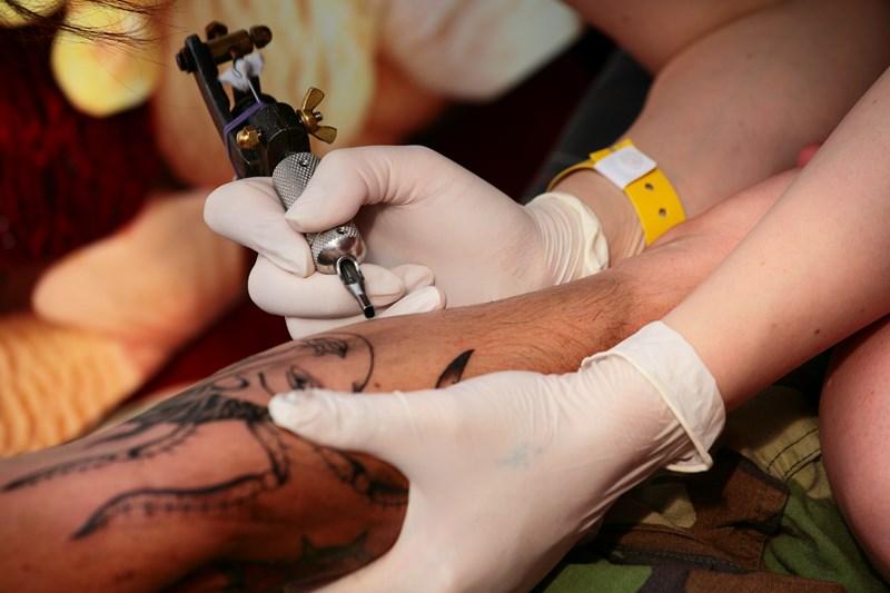 Tatoueur est un métier de précision