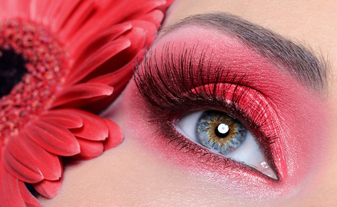Maquillage-rouge