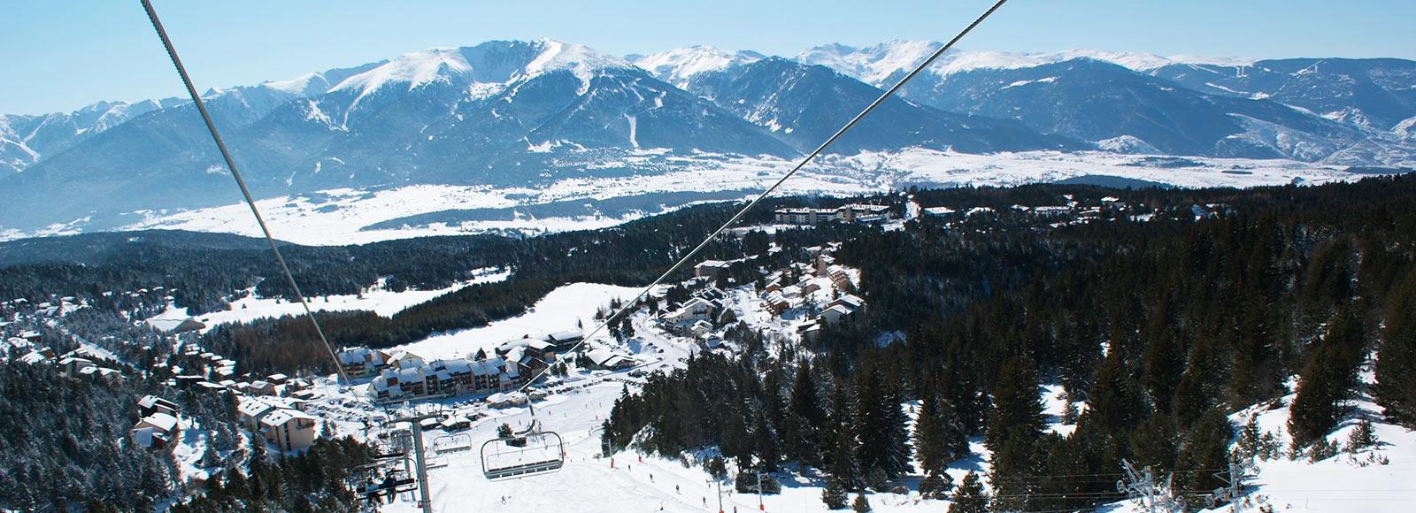 Domaine skiable pyrénées pour les amoureux des pistes