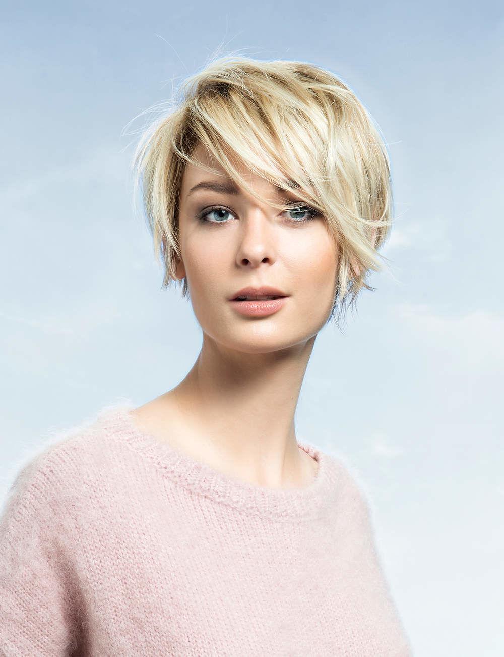 Coupe courte cheveux fins : pas facile de trouver la coupe adaptée à cette nature de cheveu
