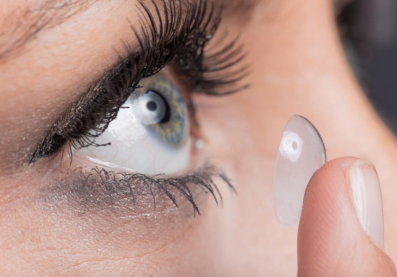 Lentille de contact : une question d'apparence