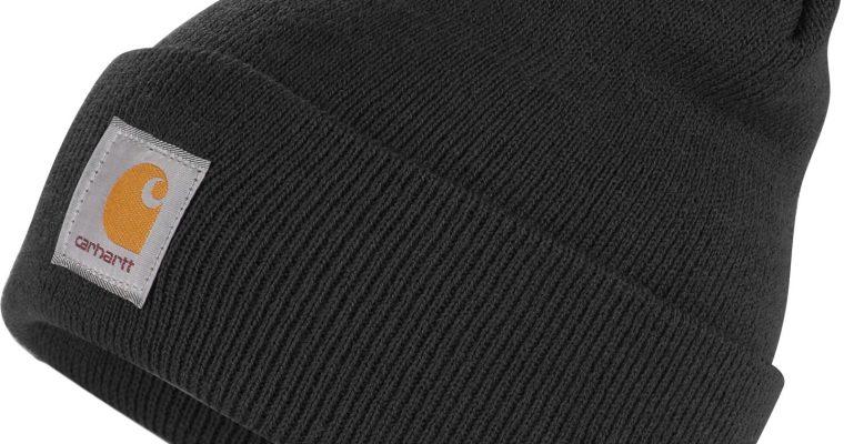 Bonnet carhartt noir