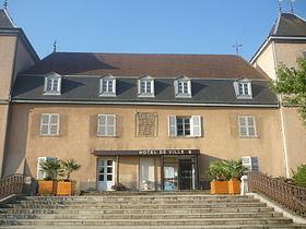 Mairie de saint bonnet de mure