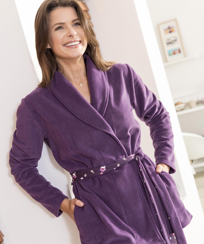 robe de chambre polaire femme pas cher free robe de chambre noir femme de chambre pour femme en. Black Bedroom Furniture Sets. Home Design Ideas
