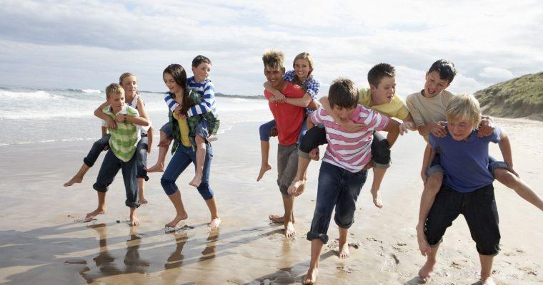 Voyage linguistique : et si vous partiez avec des amis ?