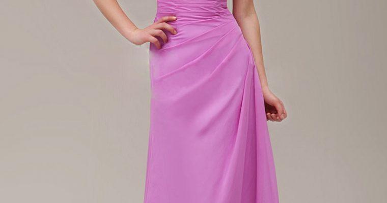 Robe longue pour mariage, attention aux couleurs claires !