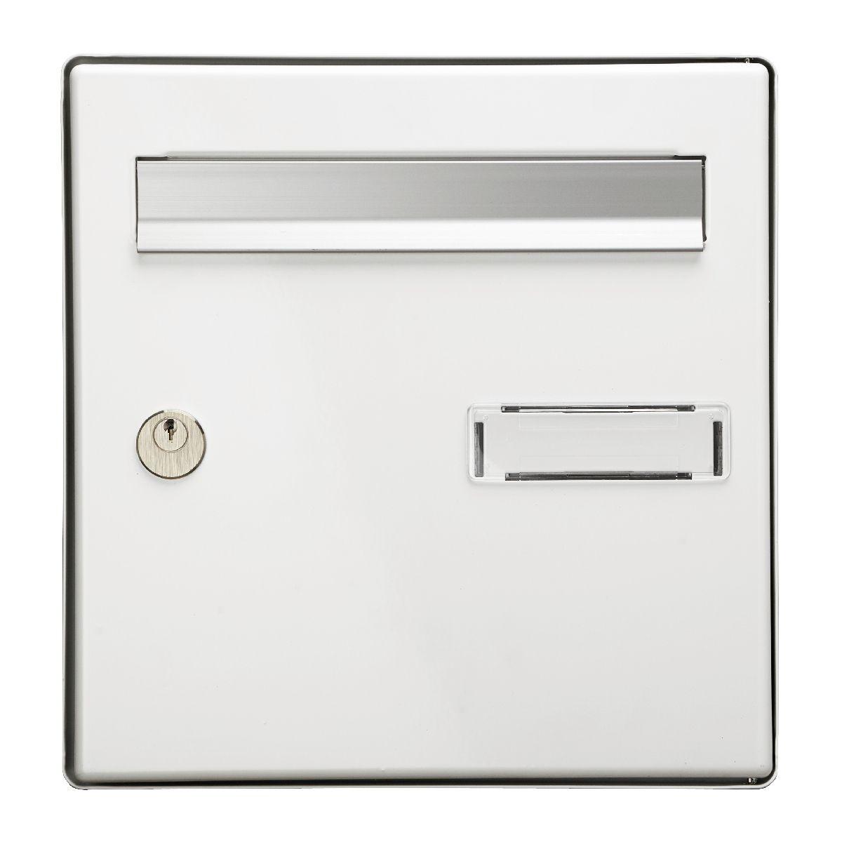 Plaque boîte aux lettres : ne vous contentez pas d'une plaque standard !