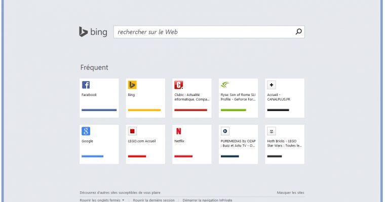 Comment enlever msn en page d'accueil